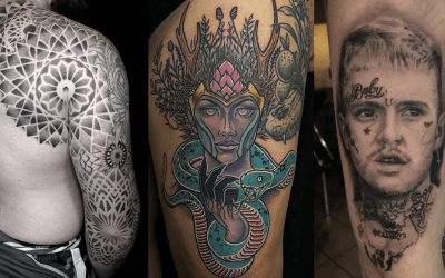 Artist Highlight: Nathan Phillips – Tattoo Concepts, Artists and Fashions