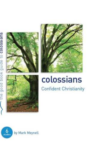 Colossians: Good Book Guide