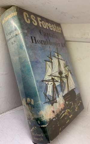 Captain Hornblower R.N. (a trilogy)