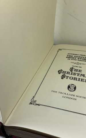 The Christmas Stories (Complete Short Stories vol. I of V)