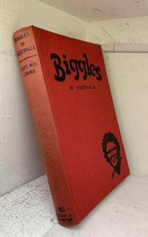 Biggles in Australia