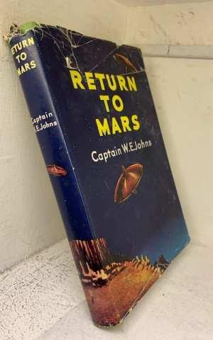 Return to Mars, a story of Interplanetary Flight