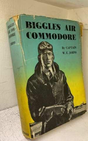 Biggles – Air Commodore