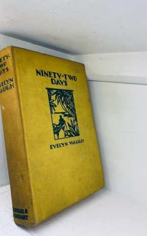 Ninety-Two Days, the account of a tropical journey through British Guiana and part of Brazil