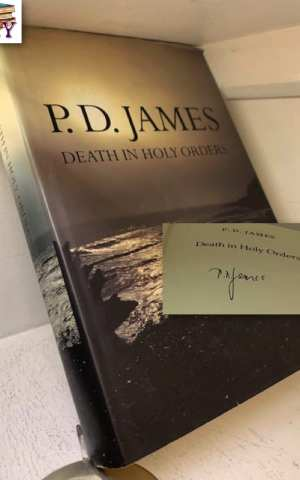 Death in Holy Orders (signed)