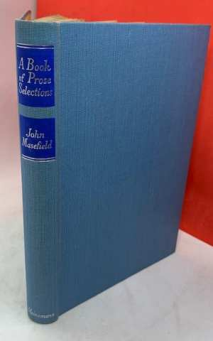 A Book of Prose Selections