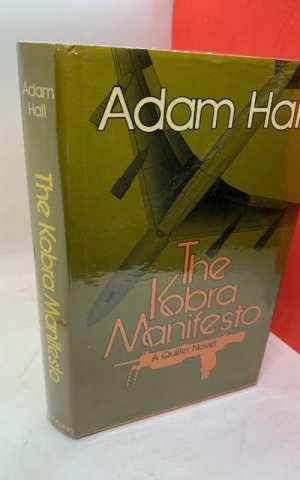 The Kobra Manifesto (A Quiller Novel)