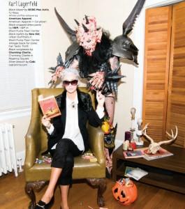 GWAR in Ink's September 2011 Issue
