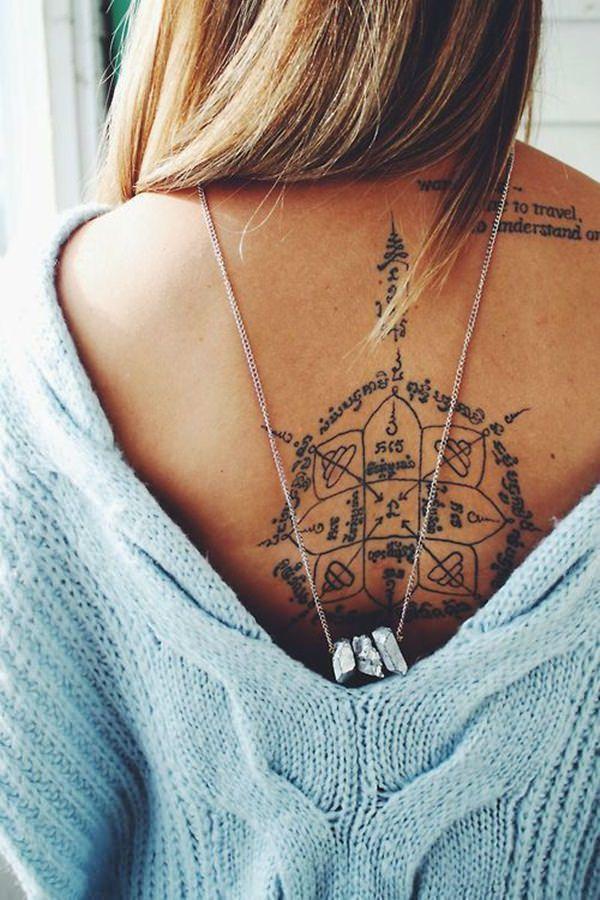 125 Inspiring Tattoo Ideas For Girls Cute Designs 2020