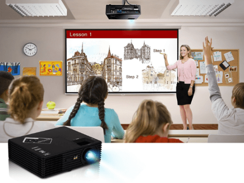 Education Projectors by ViewSonic