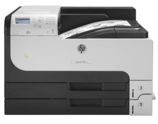 Hp Laserjet Enterprise Printer M712