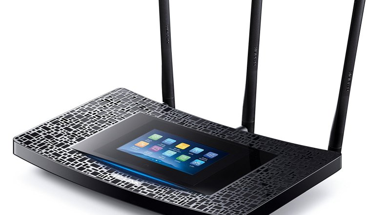 TP-Link AC1900 Wireless Touchscreen Router
