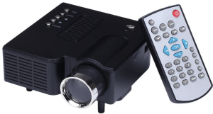 B1 QVGA Mini Video Projector