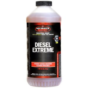Hot Shot's Extreme Diesel Fuel Injector Cleaner