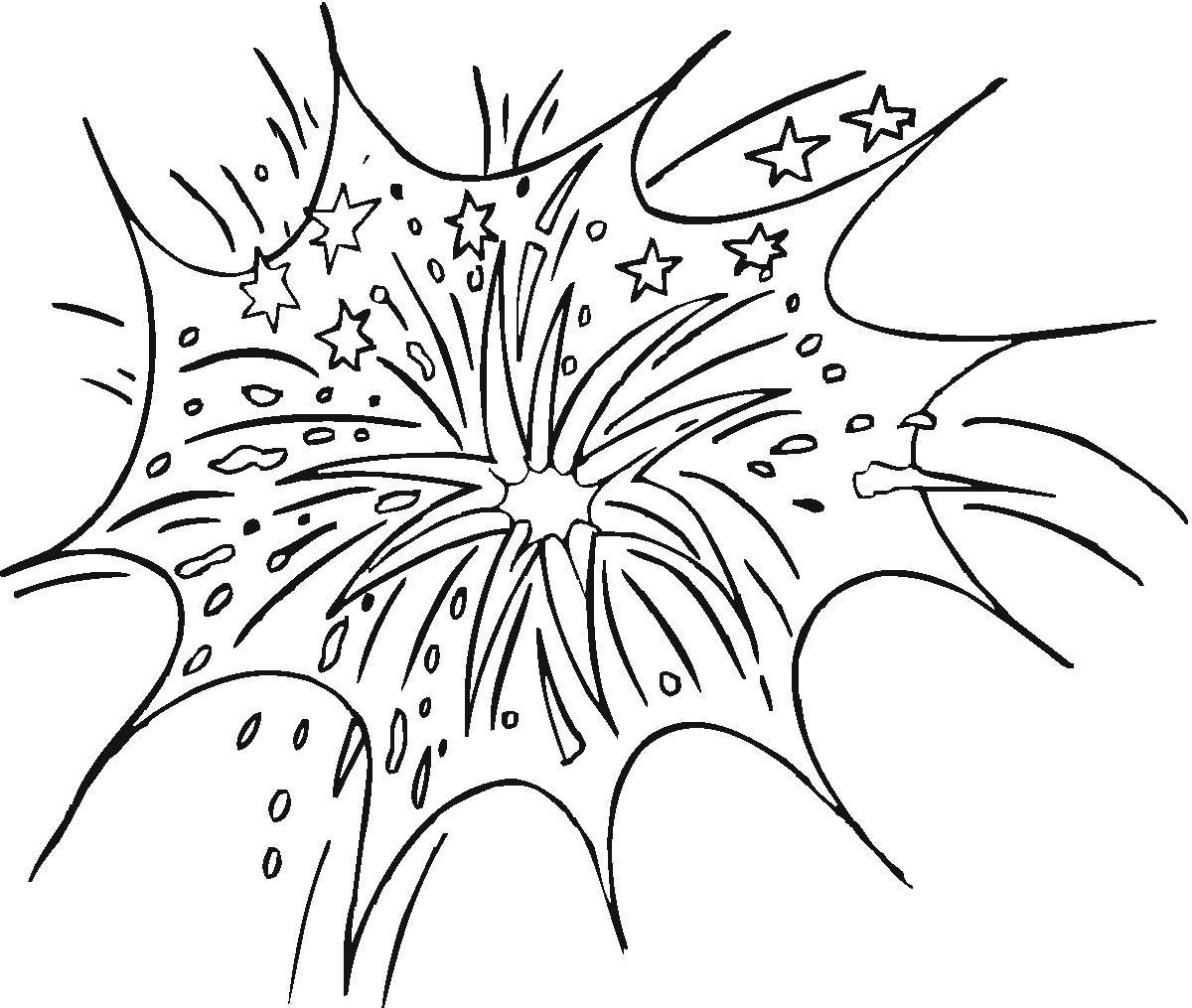 Fireworks Printables For Bonfire Night