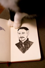 Game of Thrones - Inktober - Little Finger Petyr Baelish
