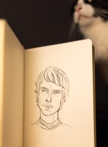 Game of Thrones - Inktober - Theon Greyjoy