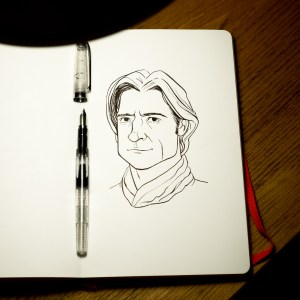 Game of Thrones - Inktober - Jaime Lannister