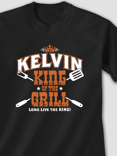 Personalized BBQ T Shirts Just Put Your Name On It InkPixi