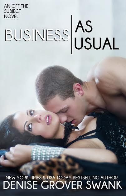 Business As Usual Cover