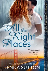 All the Right Places cover