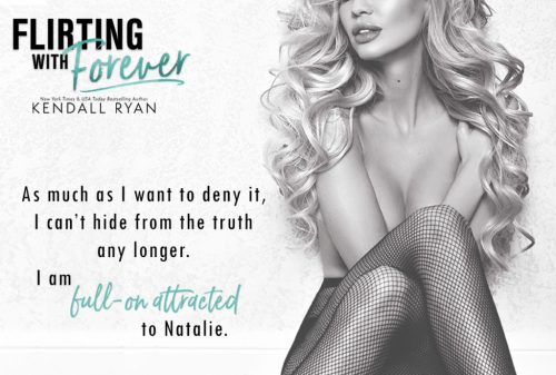 Teaser graphic attracted to Natalie