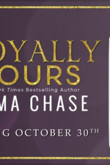 {Cover Reveal} Royally Yours (Royally #4) by Emma Chase