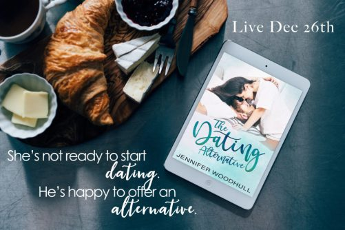 """""""She's not ready to start dating. He's happy to offer an alternative."""" LIVE Dec. 26th"""