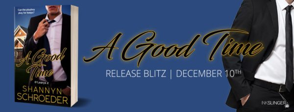 A Good Time release blitz banner