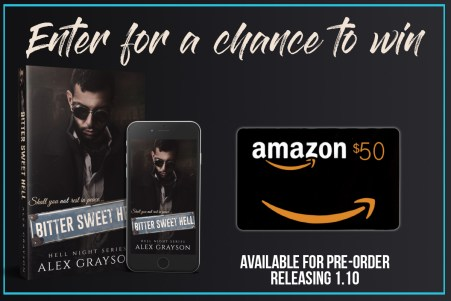 Giveaway graphic: Enter for a chance to win_available for pre-order; releasing 1/10