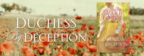 Duchess by Deception release day banner