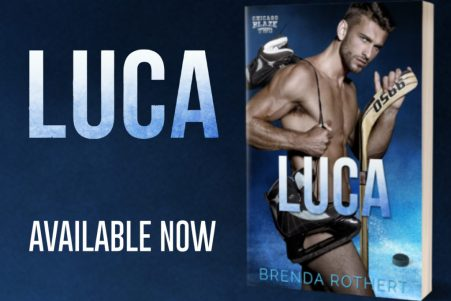 LUCA Live 1024x683 Luca by Brenda Rothert: Review and Excerpt