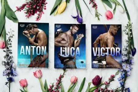 ChicagoBlazeseries teaser1SM 1024x684 Victor by Brenda Rothert Release Day Blitz