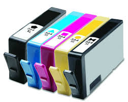 HP_564XL_ink_jet_cartridges