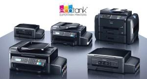 Epson eco-tank printer