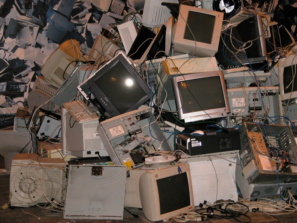 E-Waste, Electronic Waste, China, Dumping E-waste