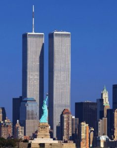 twin towers liberty