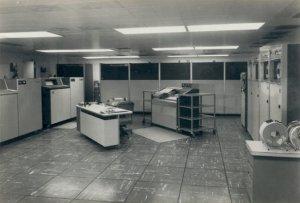 Burroughs B5500 mainframe computer