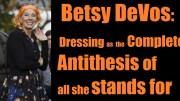 Betsy DeVos Ms Frizzle Magic School Bus