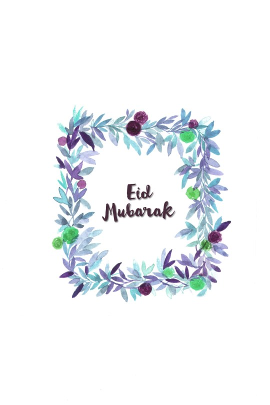 Free eid greeting card printable inkstruck studio download a free watercolor greeting card printable for any occasion or festivalis post also m4hsunfo