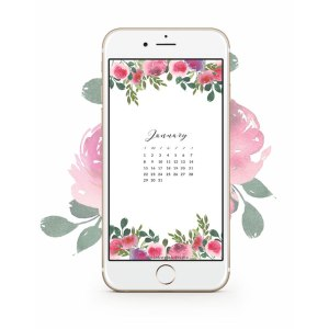 Free floral motivational quote - www.inkstruck.com