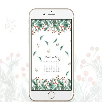 Free-december-watercolor-wallpapers-1