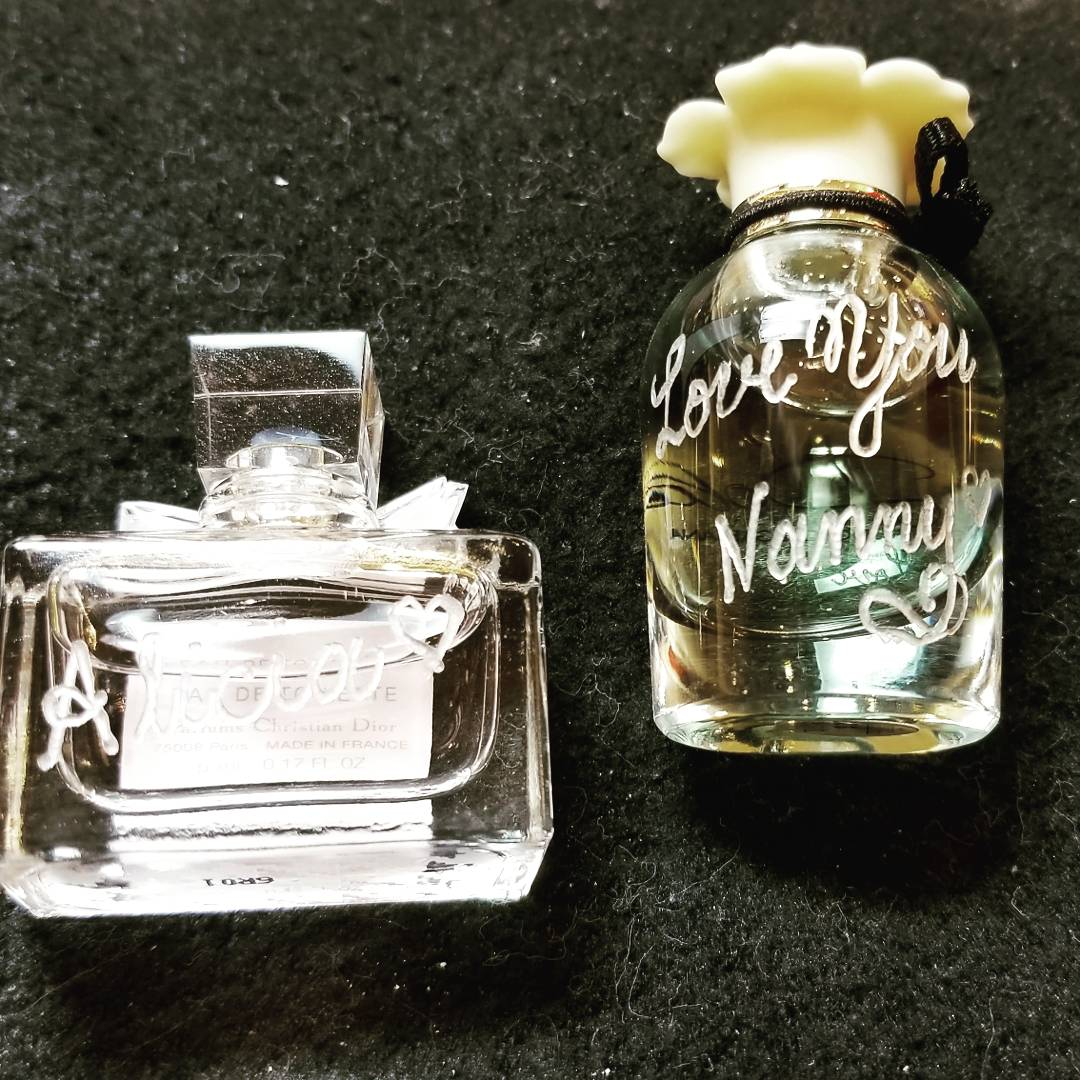 Perfume Engraving Season Begins at Dillard's Scentsational Events