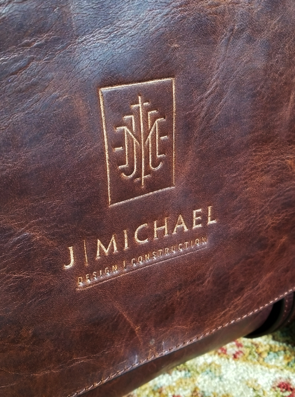leather engraving monogramming painting debossing and embossing georgia engraving and promotional gifts inkwell designers leather engraving monogramming