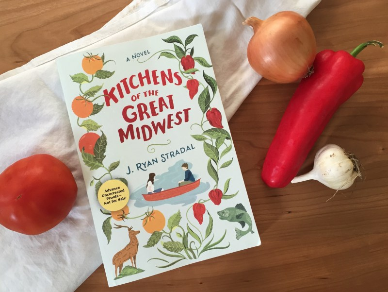 Story in Review: Kitchens of the Great Midwest by J. Ryan Stradal | Inkwells & Images