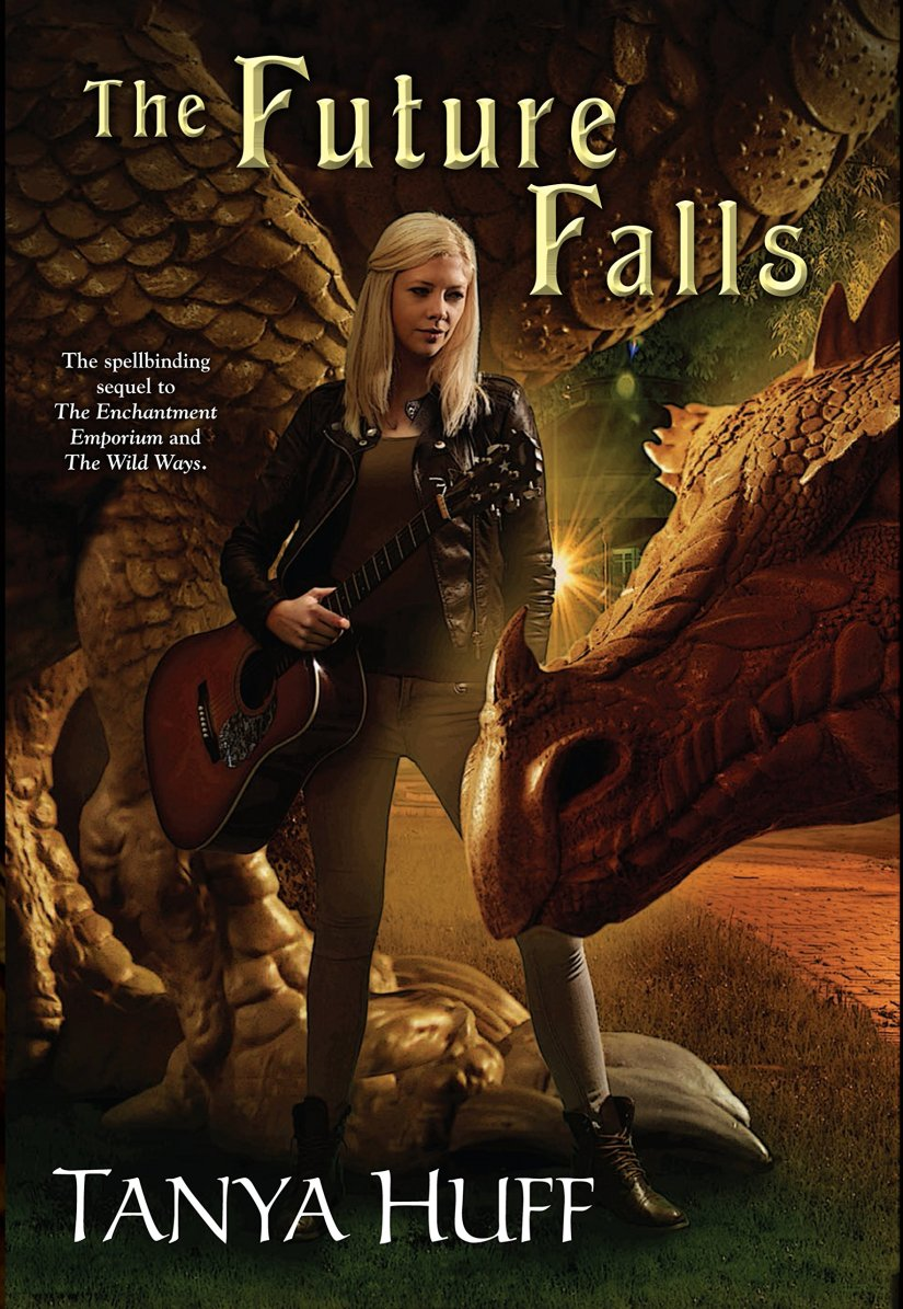 The Future Falls Book Cover