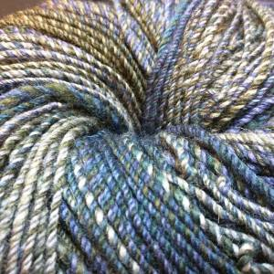 "I made yarn! Into The Whirled ""Andraste"" on English Shetland"
