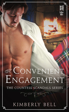 Book Cover: A Convenient Engagement by Kimberly Bell