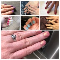 What the gel? Or: How I learned to stop worrying and love my nails.