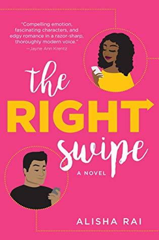 Book Cover: The Right Swipe by Alisha Rai